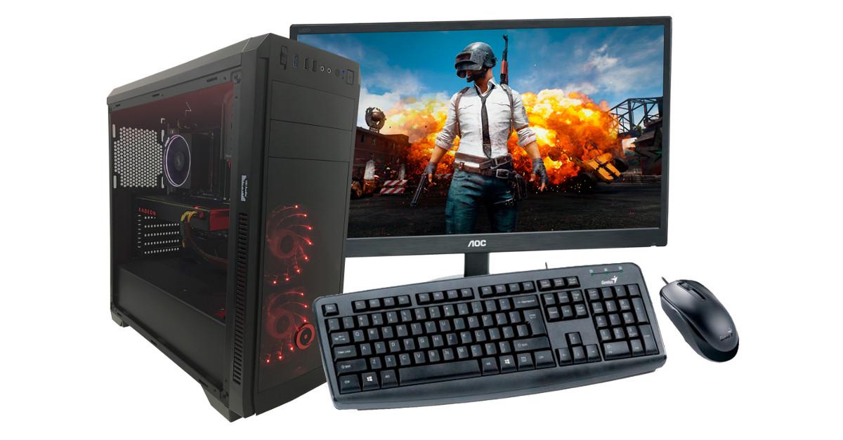 Quer fazer upgrade ou montar um PC novo em 2019?! (PARTE II - PC de entrada)
